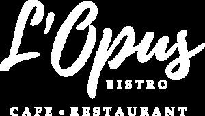 Logo l'opus - Restaurant l'Opus Venelles