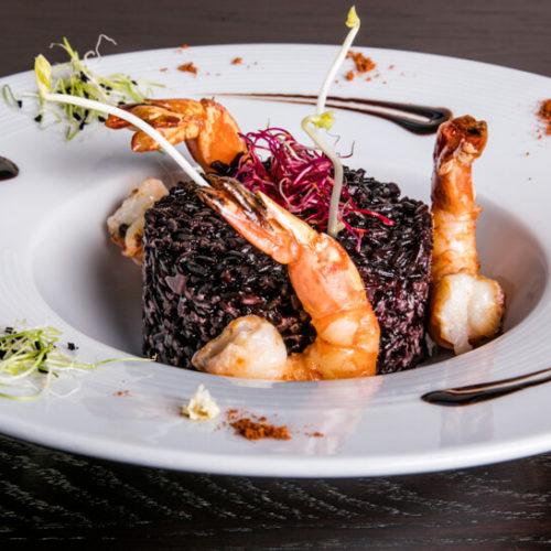 Risotto - Spécialités - Restaurant l'Opus à Venelles