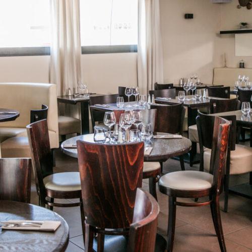 Salle 80couverts - Restaurant l'Opus - Bistrot et cuisine du marché - Aix en Provence
