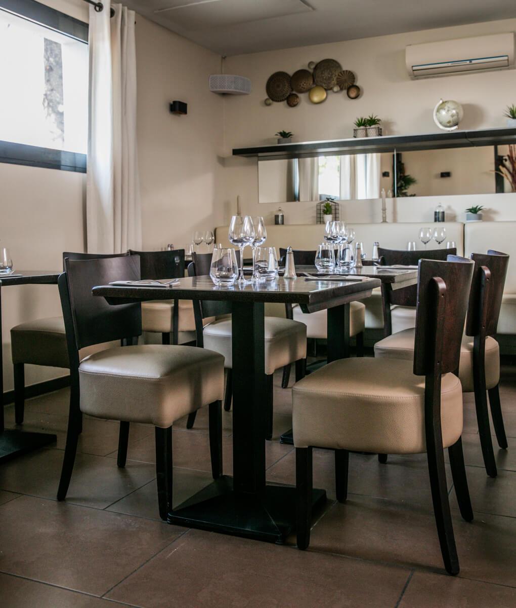 Restaurant l'Opus à Venelles - Cuisine de produits frais