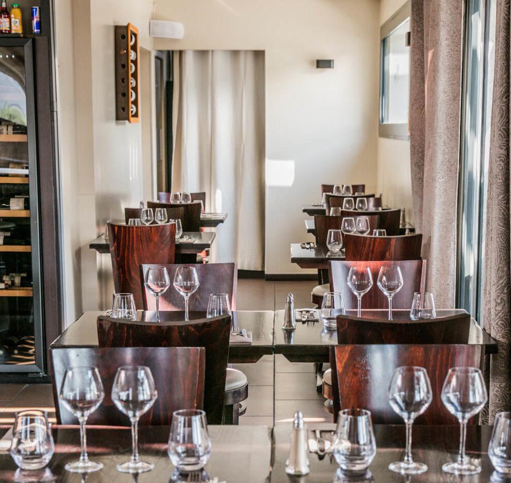 Restaurant l'Opus à Venelles - Cuisine Bistro