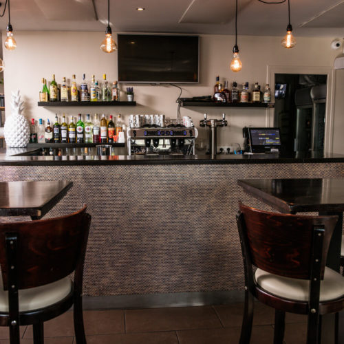 Salle 80couverts - Restaurant l'Opus - Bistrot et cuisine du marché - Venelles